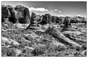 Rocks at Arches