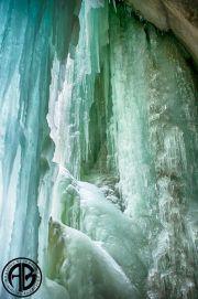 Maligne  Ice Cave